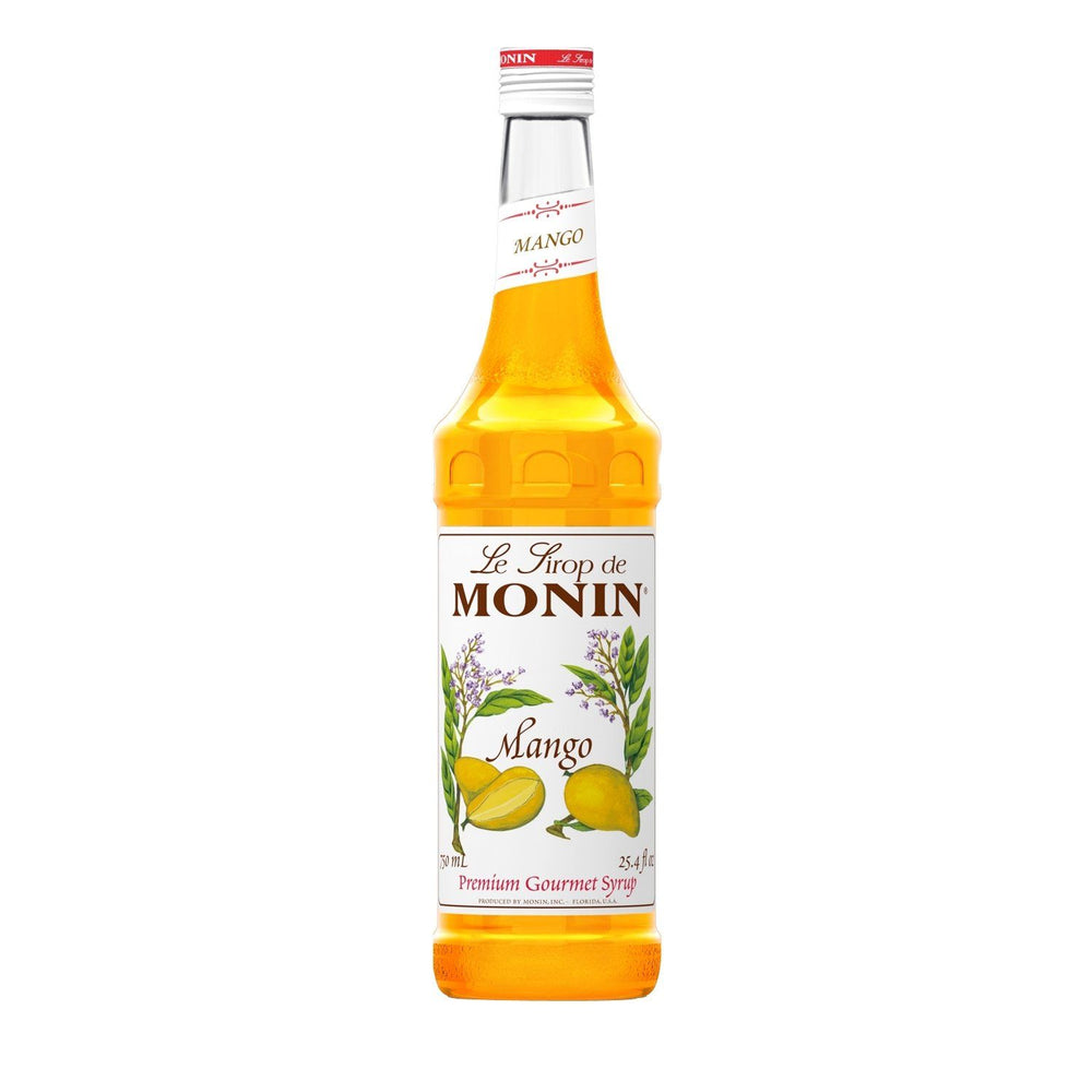 Monin Mango Coffee Syrup, 750 ml
