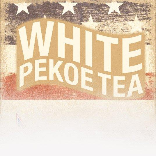 White Pekoe Tea (Patriotic Theme)