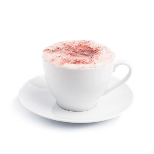 Chocolate Raspberry Cappuccino