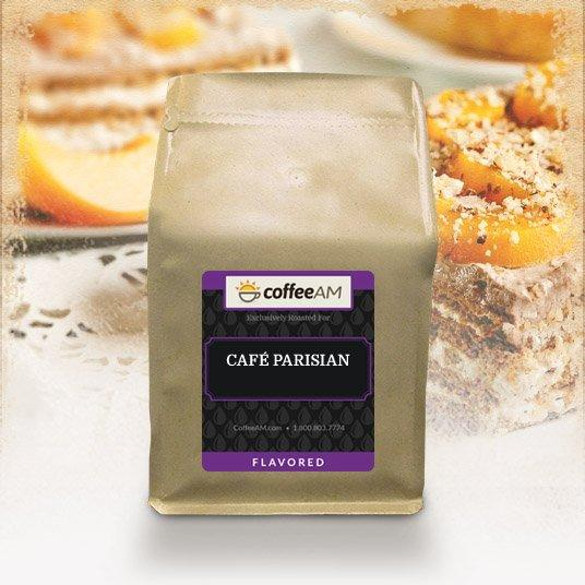 Café Parisian Flavored Coffee