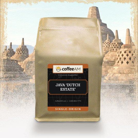 Java 'Dutch Estate' Coffee