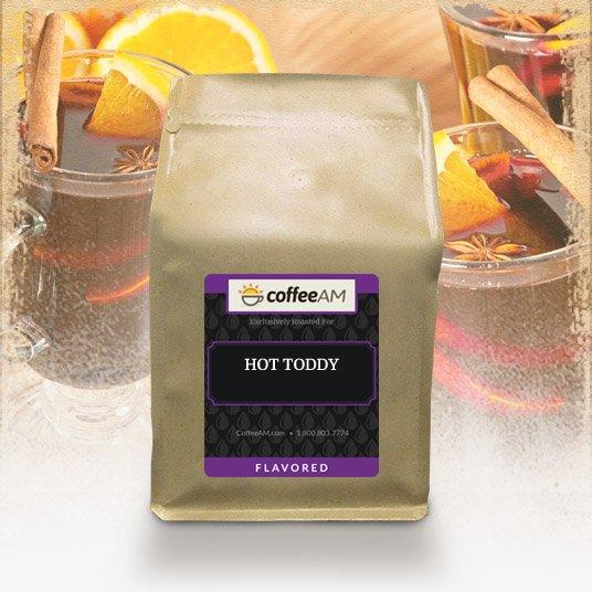 Hot Toddy Flavored Coffee