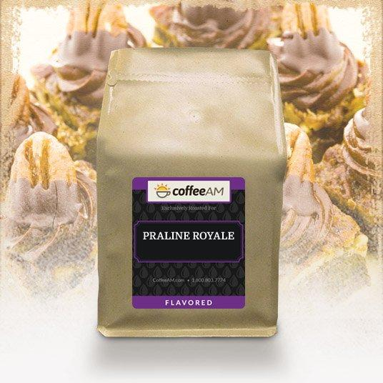 Praline Royale Flavored Coffee
