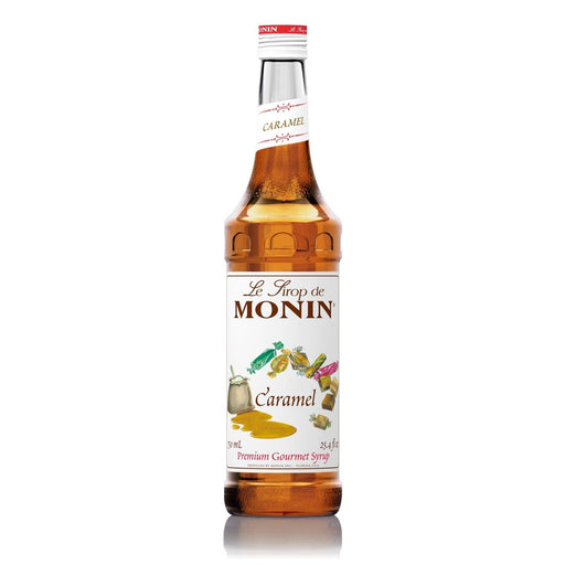 Monin Caramel Coffee Syrup, 750 ml
