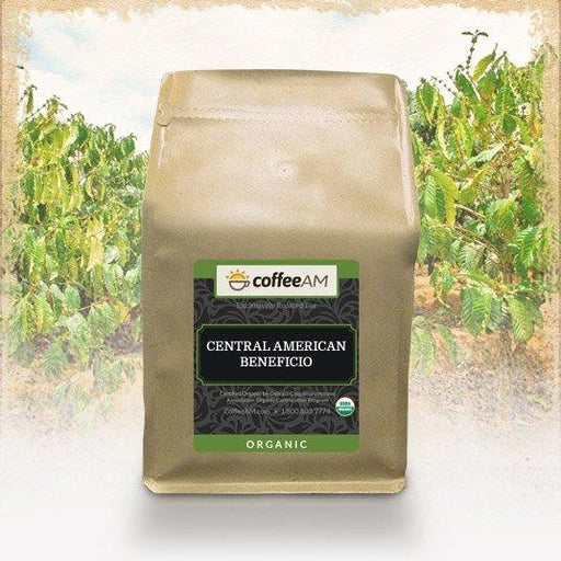 Organic Central American Beneficio Coffee