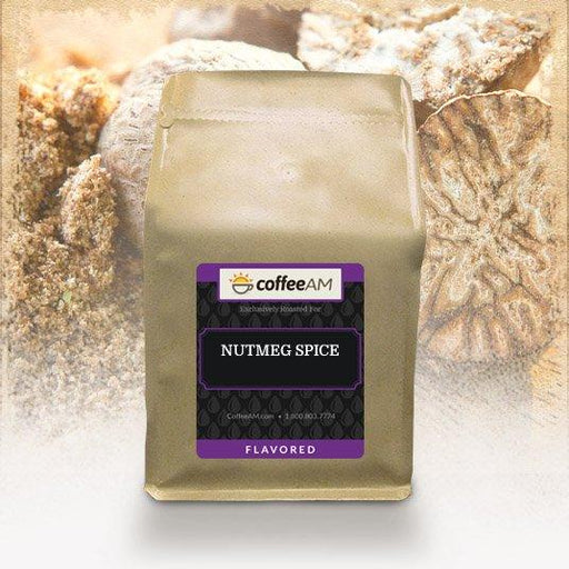 Nutmeg Spice Flavored Coffee