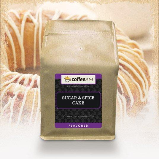 Sugar & Spice Cake Flavored Coffee