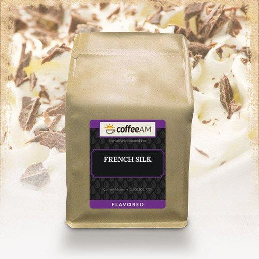 French Silk Flavored Coffee