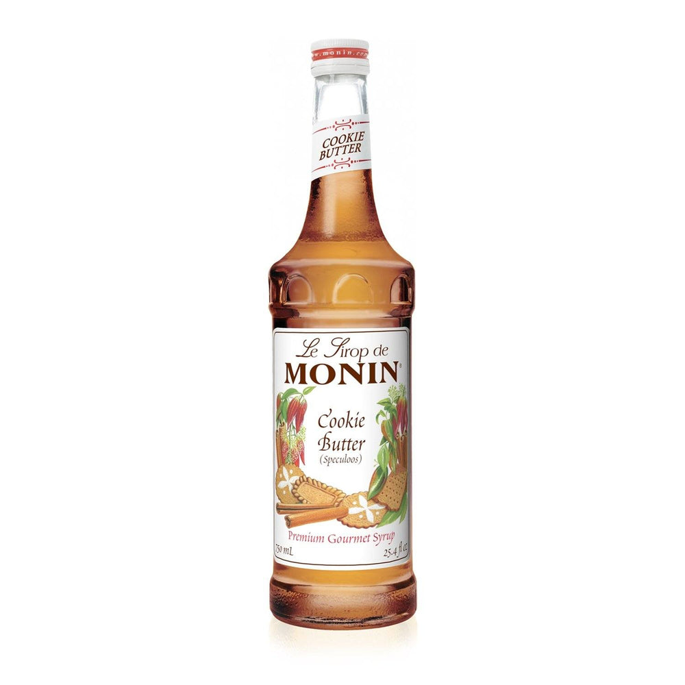 Monin Cookie Butter Syrup 750ml