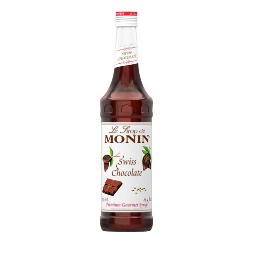 Monin Swiss Chocolate Coffee Syrup, 750 ml