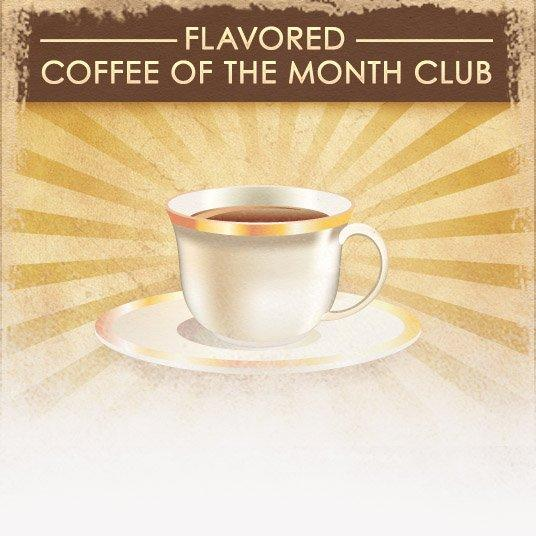 Flavored Coffee Club