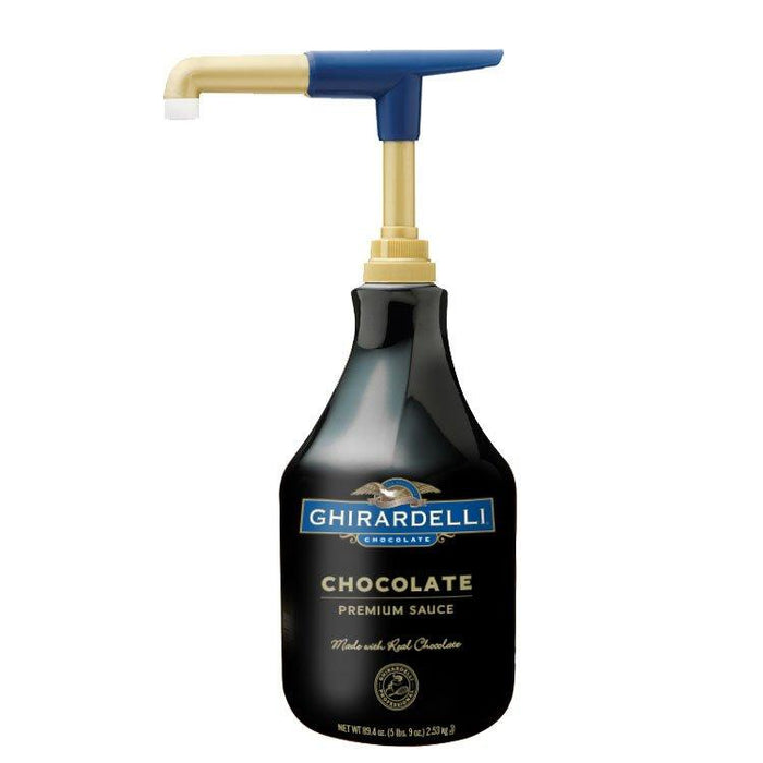 Ghirardelli Black Label Chocolate Sauce
