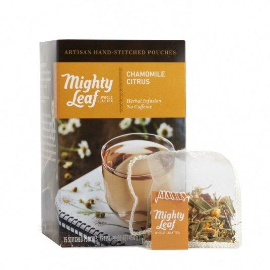 Mighty Leaf Chamomile Citrus