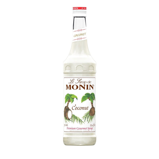 Monin Coconut Coffee Syrup, 750 ml