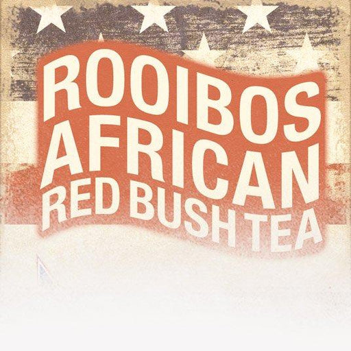 Rooibos African Red Bush Tea (Patriotic Theme)