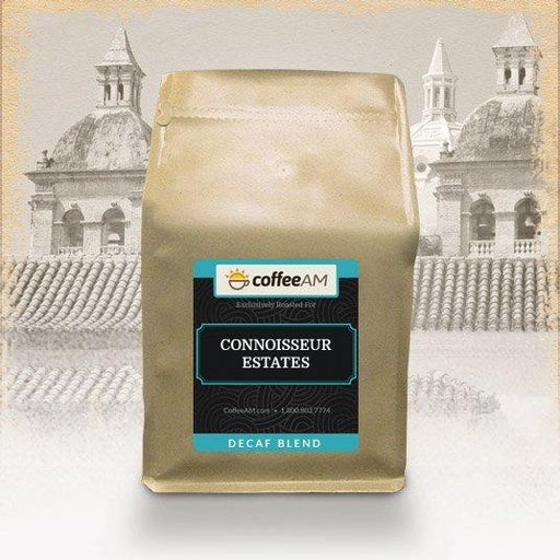 Decaf Connoisseur Estate Blend Coffee