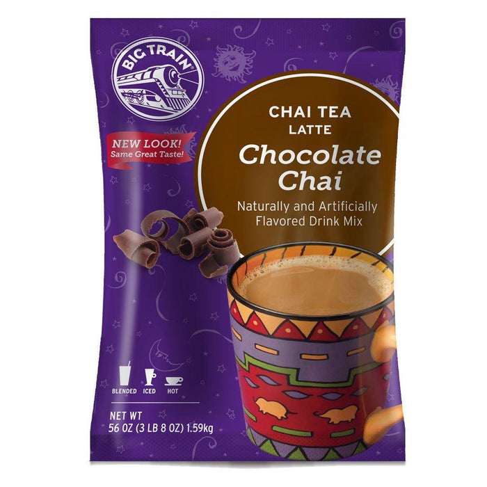 Big Train Chocolate Chai (3lb Bag)