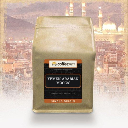 Yemen 'Arabian Mocca' Coffee