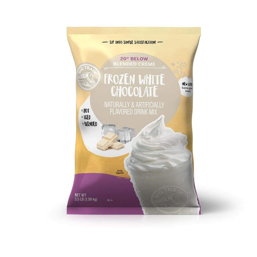 Big Train 20 Below White Chocolate (3lb Bag)