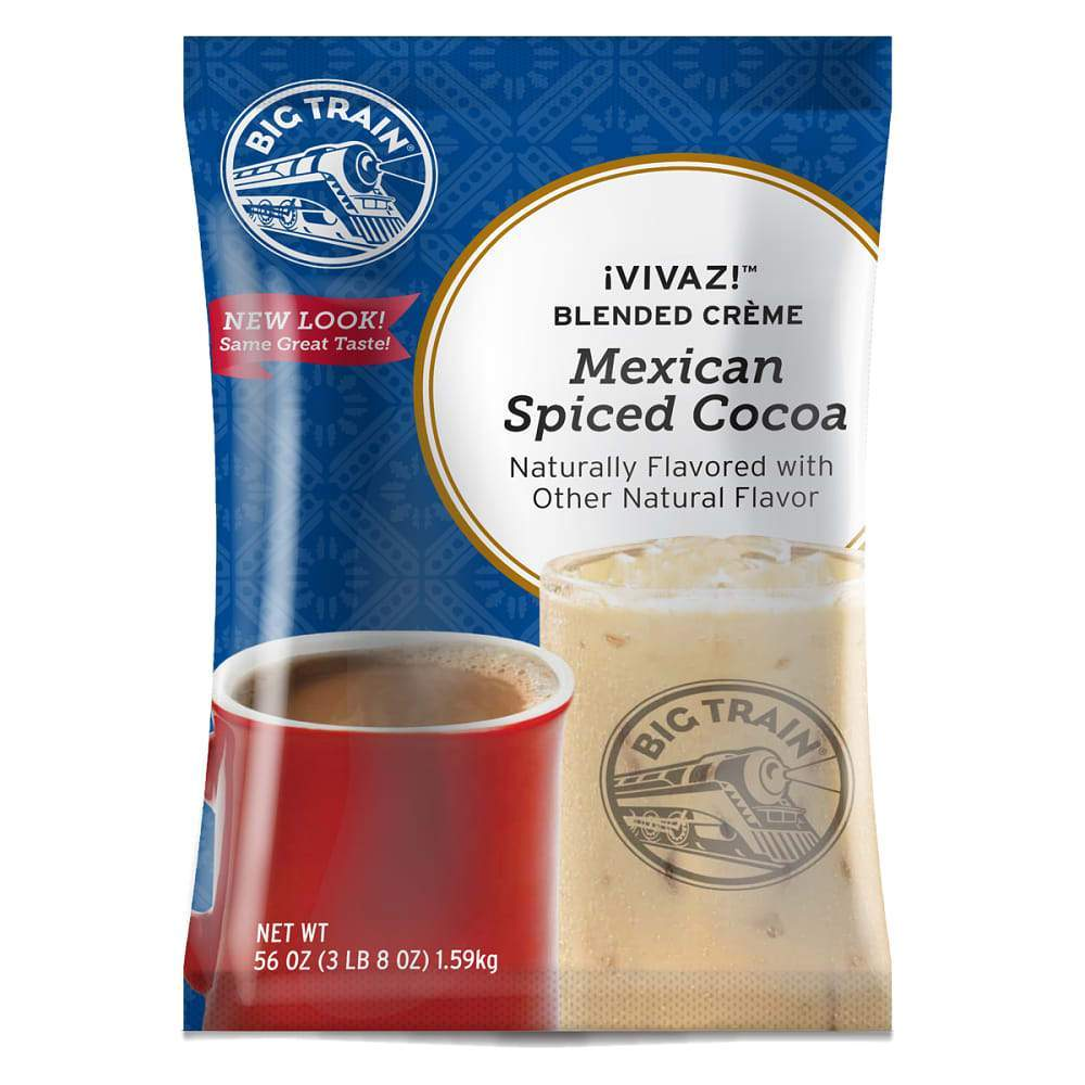 Big Train Vivaz Mexican Spiced Cocoa (3.5lb Bag)