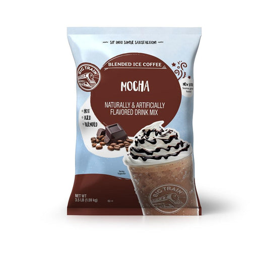 Big Train Mocha Blended Iced Coffee (3lb Bag)