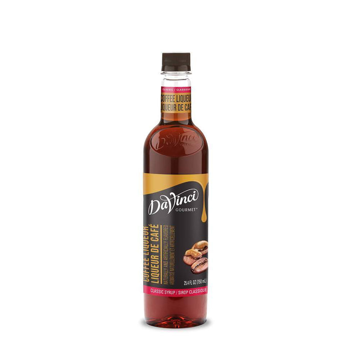 DaVinci Coffee Liqueur Syrup 750ml