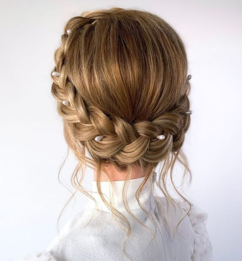 3 Simple and Stunning Updos for Christmas
