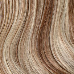 Brown/Blonde Mix Hair Extensions (#6/613)