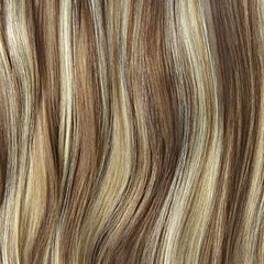 Brown/Blonde Mix Hair Extensions (#9/613)