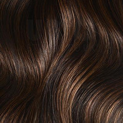 Brown Mix Hair Extensions (#2/4/6)
