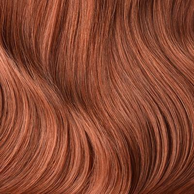 Dark Auburn/Copper Red Hair Extensions (#33)