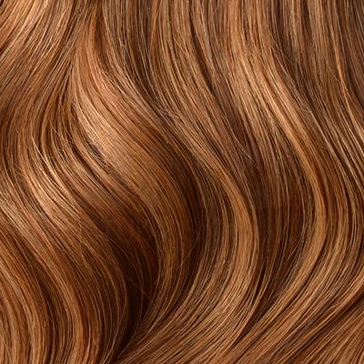 Light Auburn Hair Extensions (#30)