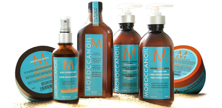 Moroccan Oil Set