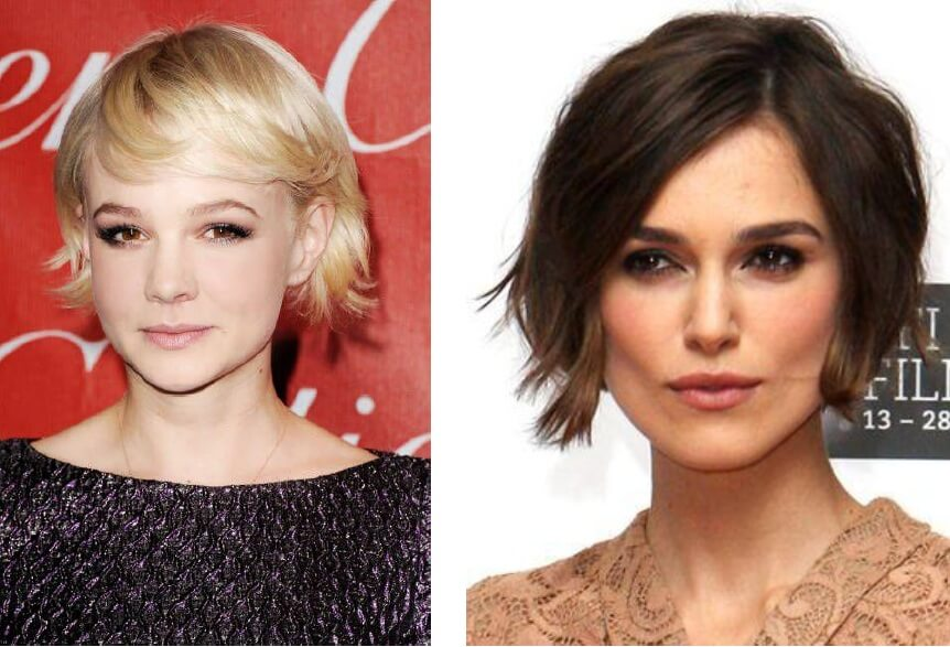 Growing out your short hair bob extensions cliphair hair carey pmusecretfo Image collections