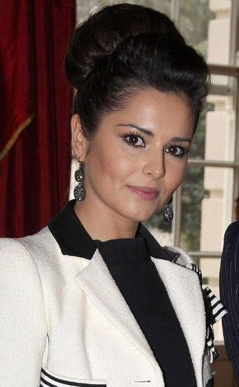 Clip-in-hair-extensions-updo-hairstyle-cheryl-cole