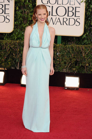 Jessica_Chastain_hairstyle_Golden_Globes_2013