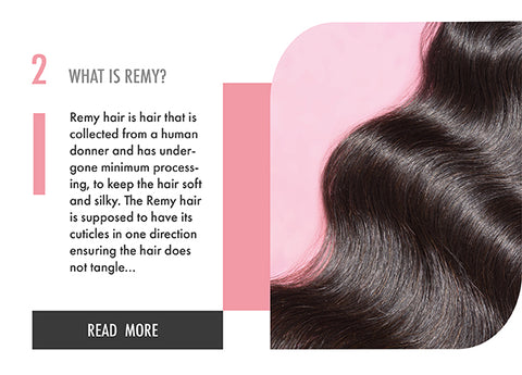 what is remy or remy hair extensions?