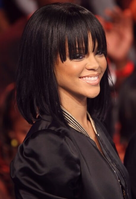 rihanna hairstyle amp hair extensions hair extensions news