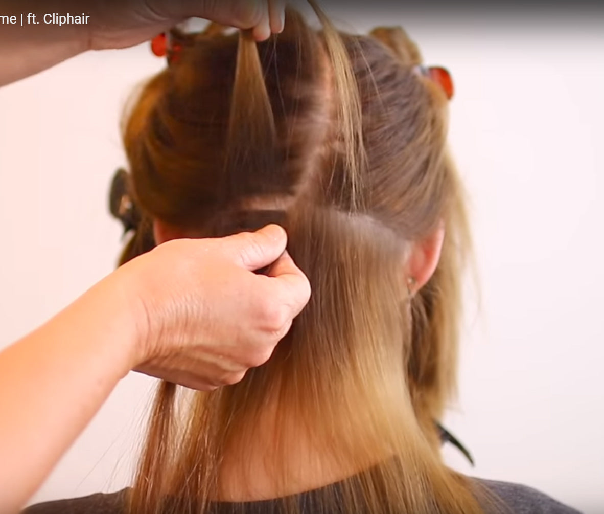 how to many times you can retape your tape hair extensions?