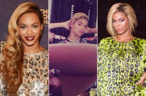 Beyonce-from-long-to-short-to-mid-length