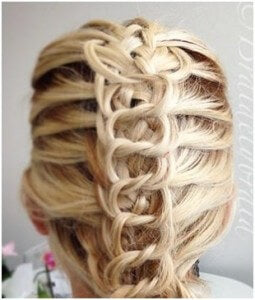 bun-knot-hairstyle-extensions