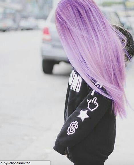 What Does Your Hair Colour Says About Your Personality Blue Purple Cliphair Uk,Brown And Gray Bedroom