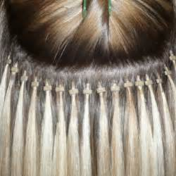 clip in hair extensions-micro rings-no glue