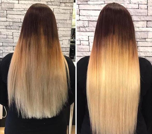 7 reason to wear micro ring hair extensions hair extensions news clip in hair extensions micro rings thickness pmusecretfo Images