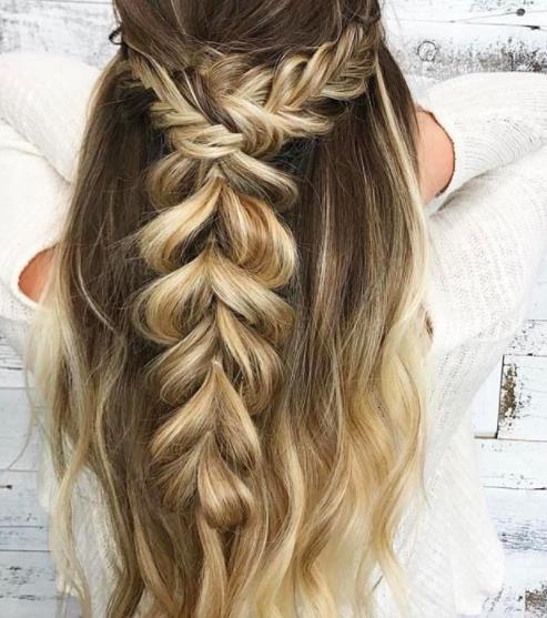 clip in hair extensions-pisces