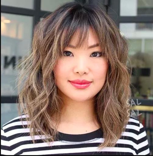 clip in hair extensions-sport-fringe