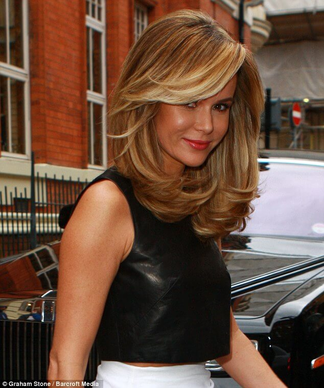 Steal Her Style Amanda Holden Hair Extensions News