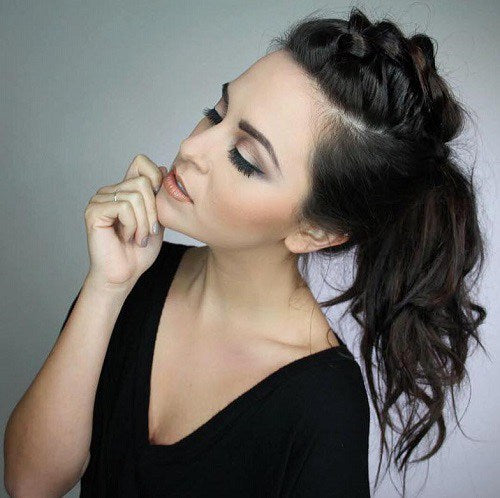cliphair-extensions-braided-ponytail-prepare