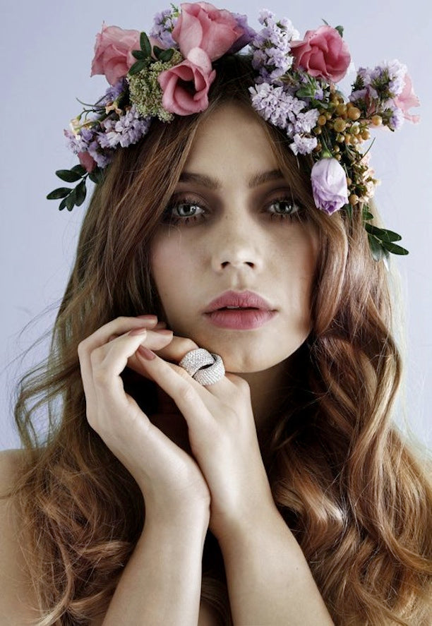 cliphair-extensions-diy-flower-crown