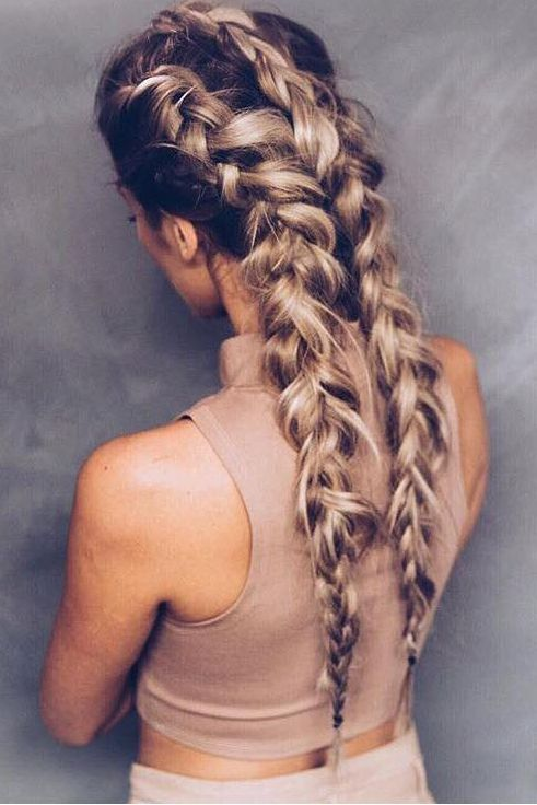 cliphair-extensions-fancy double-braid-partitioning